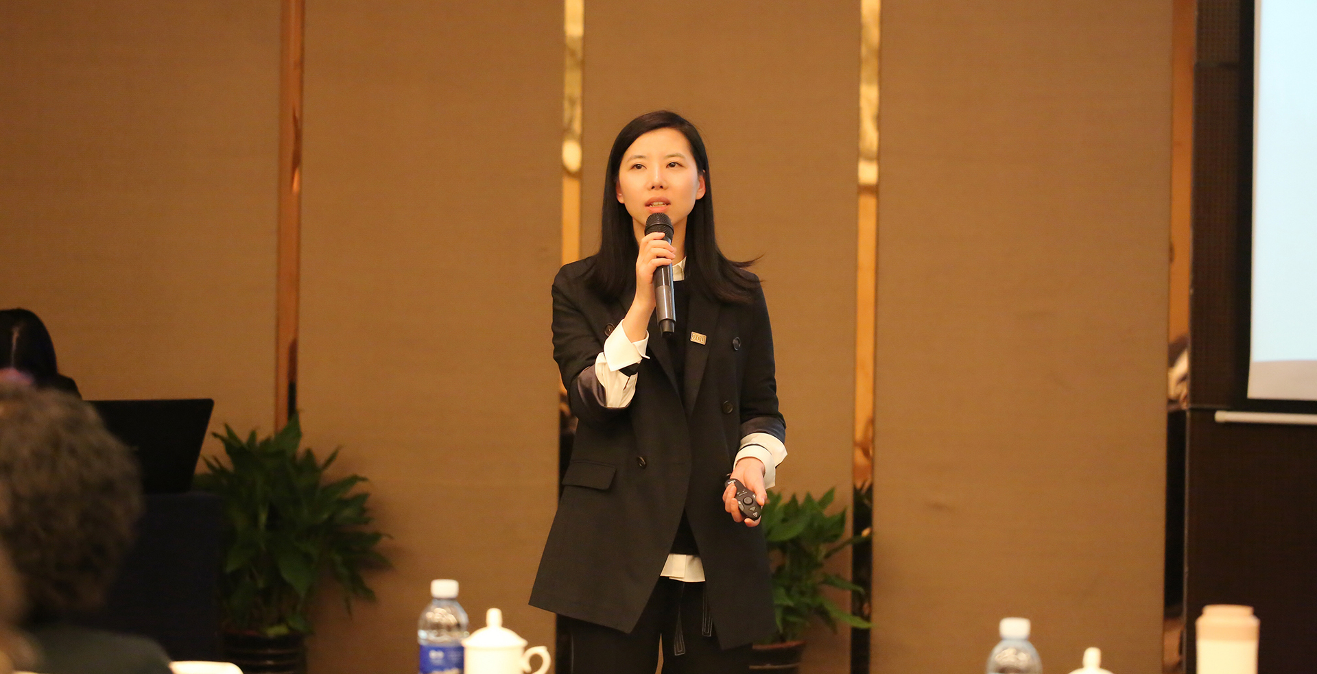 Selina Zheng, President of DCL Investments: It's currently the best time for investment in distressed assets